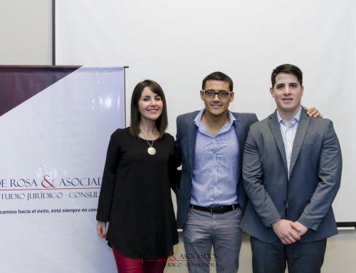 """Ciclo de Desayunos de Actualidad Juridica: """"Herramientas Practicas de Derecho Laboral"""""""