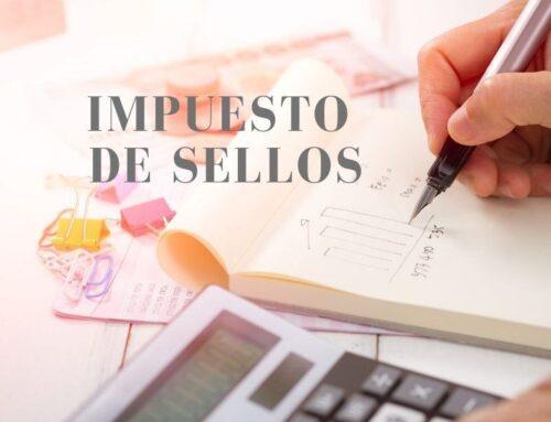 EVASIÓN E IMPUESTO DE SELLOS